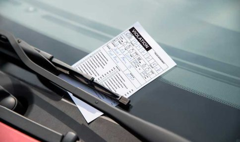 Recurrir multas en Málaga